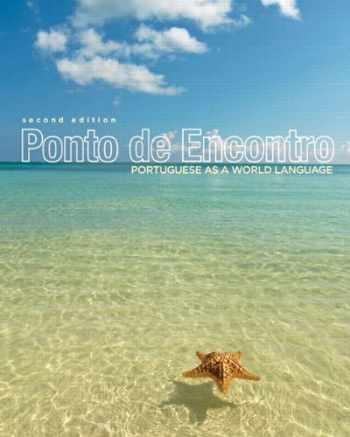 9780205981120-0205981127-Ponto de Encontro: Portuguese as a World Language Plus MyLab Portuguese with eText multi semester -- Access Card Package (2nd Edition)