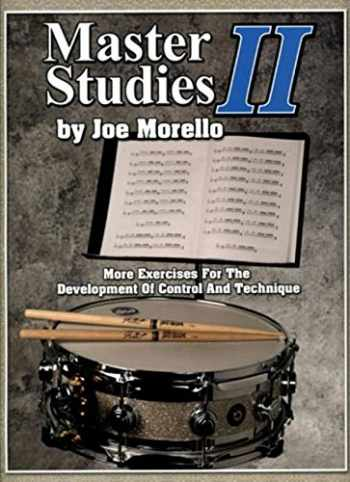9781423419075-1423419073-Master Studies II: More Exercises for the Development of Control and Technique