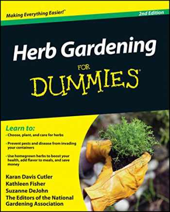 9780470617786-0470617780-Herb Gardening For Dummies, 2nd Edition