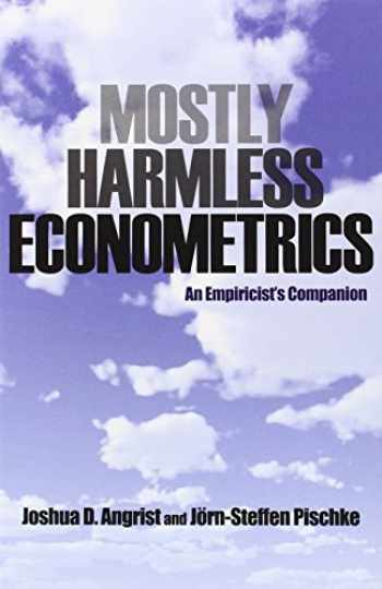 9780691120355-0691120358-Mostly Harmless Econometrics: An Empiricist's Companion