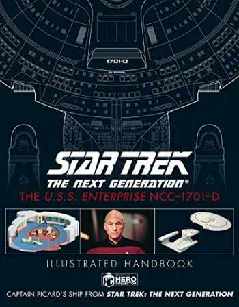 9781858755403-1858755409-Star Trek The Next Generation: The U.S.S. Enterprise NCC-1701-D Illustrated Handbook (Star Trek Illustrated Handbooks)