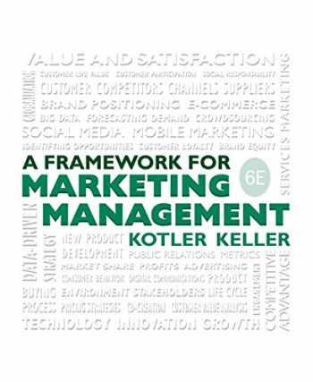 9780133871319-0133871312-Framework for Marketing Management (6th Edition)