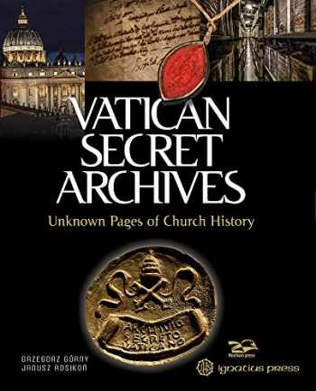 9781621643180-1621643182-Vatican Secret Archives: Unknown Pages of Church History