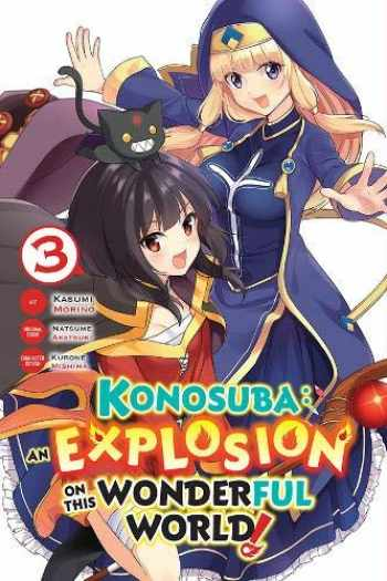 9781975306007-1975306007-Konosuba: An Explosion on This Wonderful World!, Vol. 3 (manga) (Konosuba: An Explosion on This Wonderful World! (manga), 3)