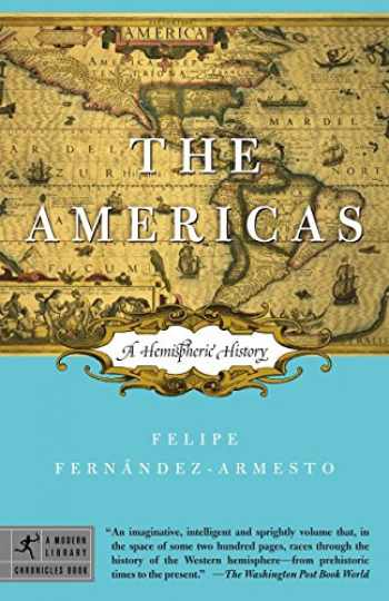9780812975543-0812975545-The Americas: A Hemispheric History (Modern Library Chronicles)