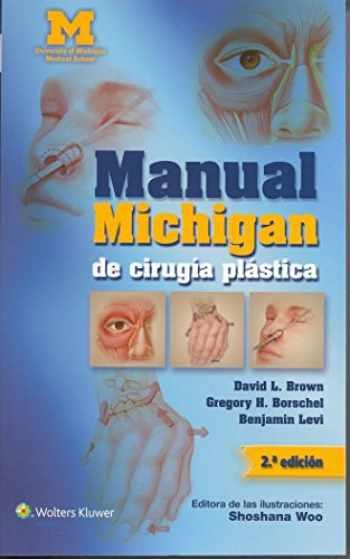 9788416004140-8416004145-Manual Michigan de cirugía plástica (Spanish Edition)