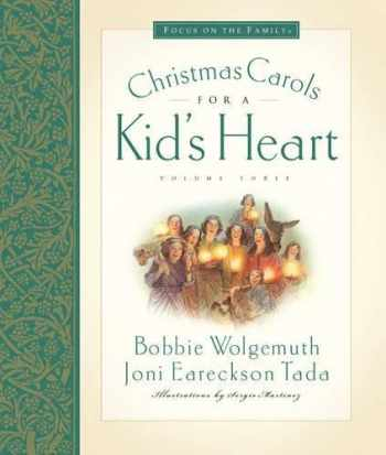 9781581346268-1581346263-Christmas Carols for Kid's Heart (Hymns for a Kid's Heart, Vol. 3)