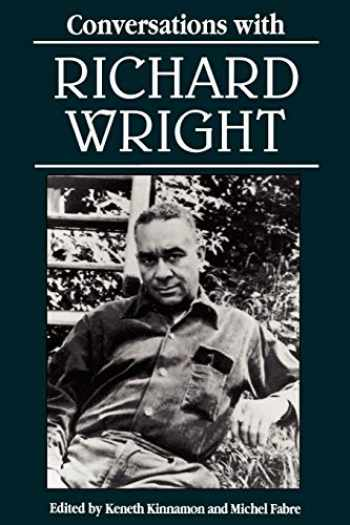 9780878056330-0878056335-Conversations with RICHARD WRIGHT (Literary Conversations)