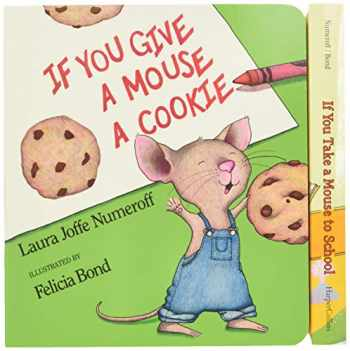 9780061174797-0061174793-A Mouse Cookie First Library (If You Give...)