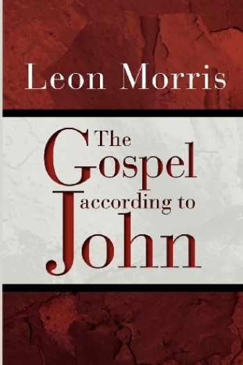 9780802869340-0802869343-The Gospel according to John