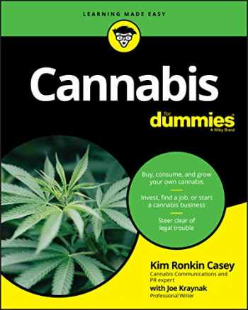9781119550662-1119550661-Cannabis For Dummies