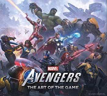 9781789092769-1789092760-Marvel's Avengers The Art of the Game