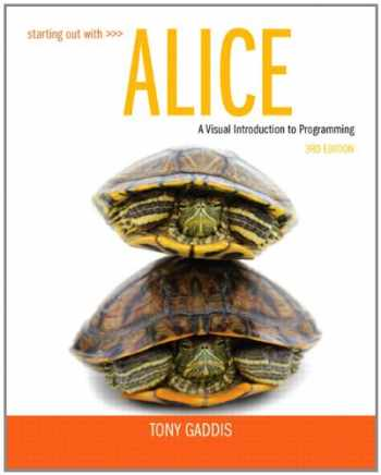 9780133129748-0133129748-Starting Out with Alice