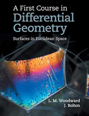 9781108441025-1108441025-A First Course in Differential Geometry: Surfaces in Euclidean Space