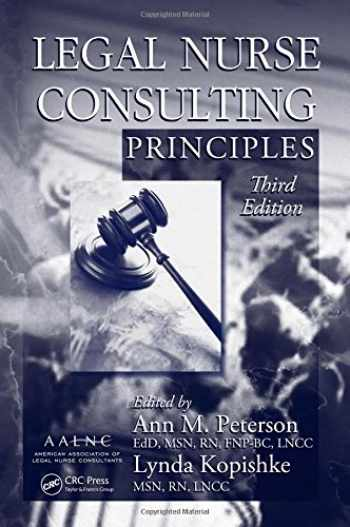 9781420089516-142008951X-Legal Nurse Consulting Principles, 3rd Edition