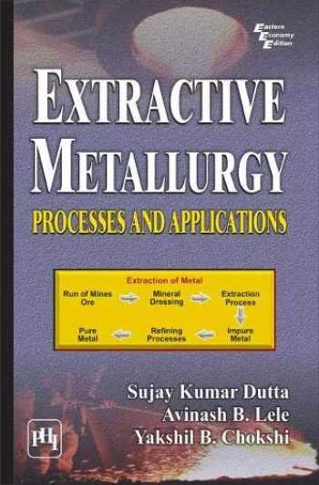 9789387472044-9387472043-Extractive Metallurgy