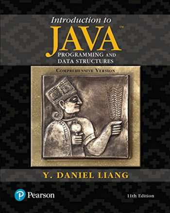 9780134670942-0134670949-Introduction to Java Programming and Data Structures, Comprehensive Version (11th Edition)