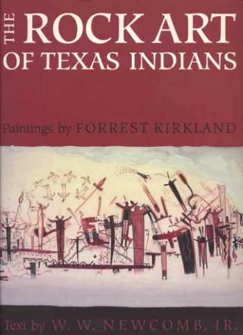 9780292736764-0292736762-The Rock Art of Texas Indians