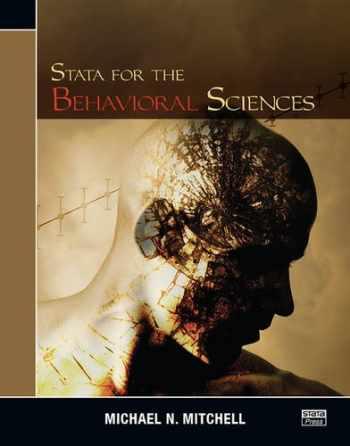 9781597181730-1597181730-Stata for the Behavioral Sciences