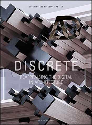 9781119500346-1119500346-Discrete: Reappraising the Digital in Architecture (Architectural Design)