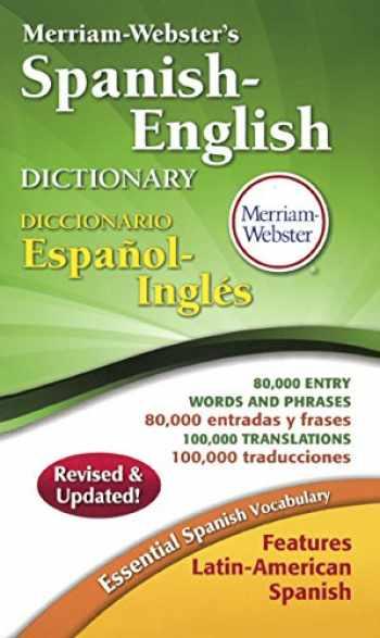 9780613094306-0613094301-Merriam-Webster's Spanish-English Dictionary (Turtleback Binding Edition) (English and Spanish Edition)