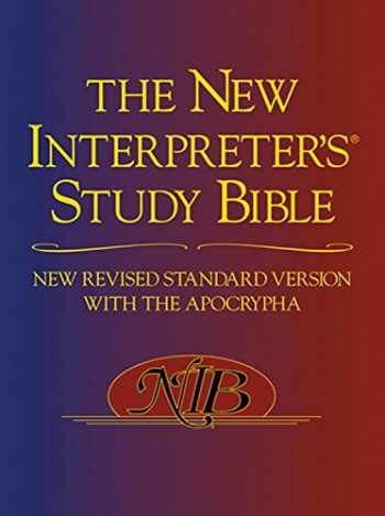 9780687647330-0687647339-Paperback ed. New Interpreter's Study Bible, NRSV: New Revised Standard Version with Apocrypha