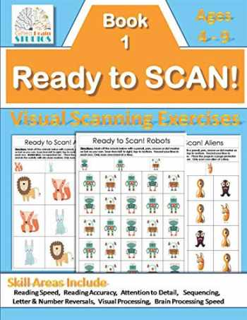 9781720000594-172000059X-Ready to Scan! Beginners: Visual Scanning Exercises for Young Students (Ready to Scan! Visual Tracking Exercises)