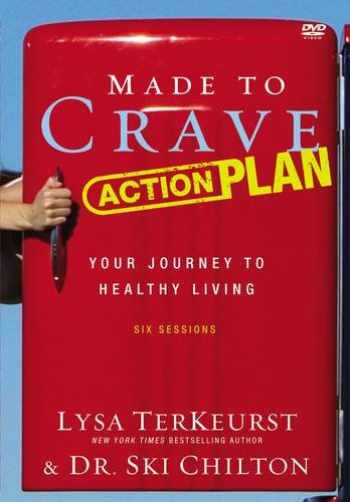 9780310684428-0310684420-Made to Crave Action Plan: Your Journey to Healthy Living