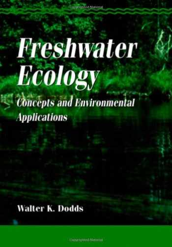9780122191350-0122191358-Freshwater Ecology: Concepts and Environmental Applications (Aquatic Ecology)