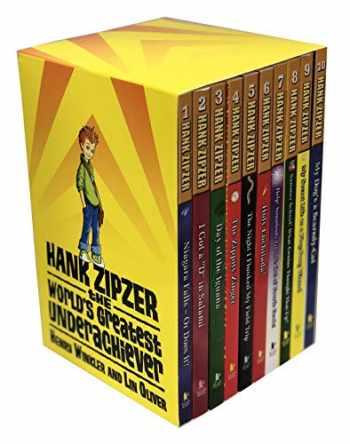 9781406392838-1406392839-Hank Zipzer The World's Greatest Underachiever 10 Book Slipcase Collection