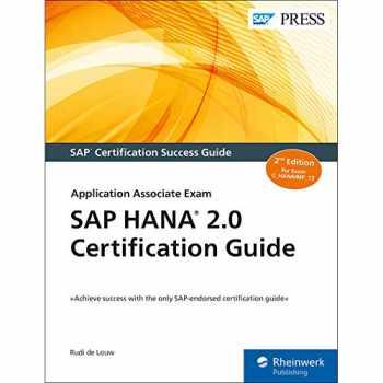 9781493216567-1493216562-SAP HANA 2.0 Certification Guide (Second Edition) (SAP PRESS)