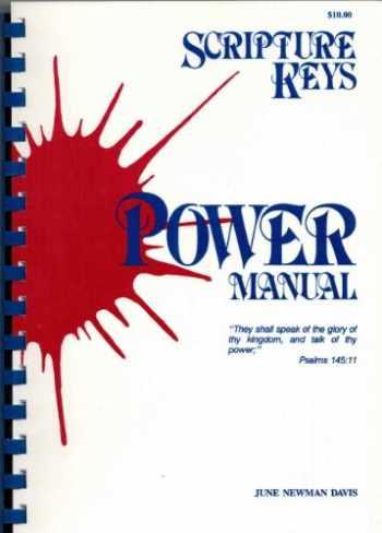 9780949154026-0949154024-Scripture keys power manual