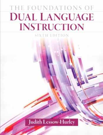 9780132685160-0132685167-The Foundations of Dual Language Instruction (6th Edition)