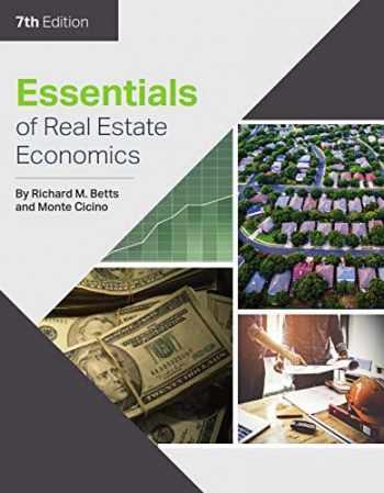 9781629801971-1629801976-Essentials of Real Estate Economics