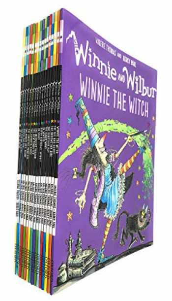 9780192775061-0192775065-Winnie and Wilbur Series 16 Books Bag Collection Set By Valerie Thomas ( Winnie The Witch, The Big Bad Robot, The Broomstick Ride, The Dinosaur Day ,The Magic Wand, In Winter……