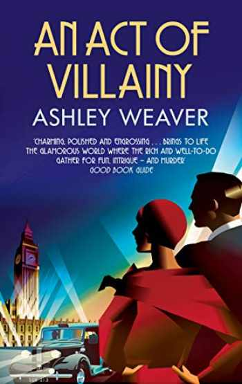 9780749023836-074902383X-An Act of Villainy (Amory Ames)