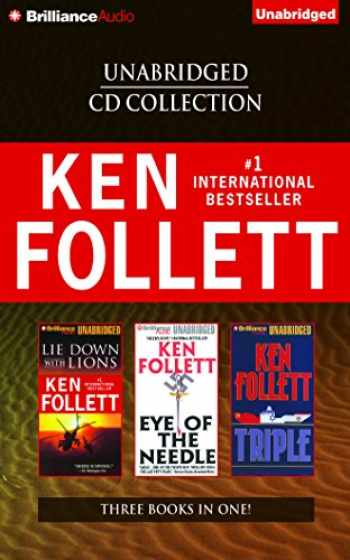 9781491542019-1491542012-Ken Follett Unabridged CD Collection: Lie Down with Lions, Eye of the Needle, Triple