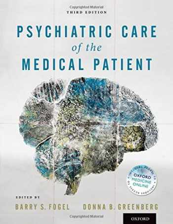 9780190636807-0190636807-Psychiatric Care of the Medical Patient
