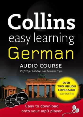 9780007313839-0007313837-Collins Easy Learning German (Collins Easy Learning Audio Course)