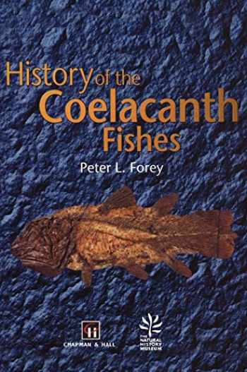 9780412784804-0412784807-History of the Coelacanth Fishes
