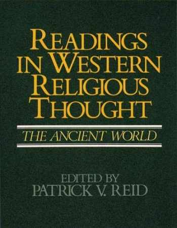 9780809128501-0809128500-Readings in Western Religious Thought: The Ancient World (v. 1)