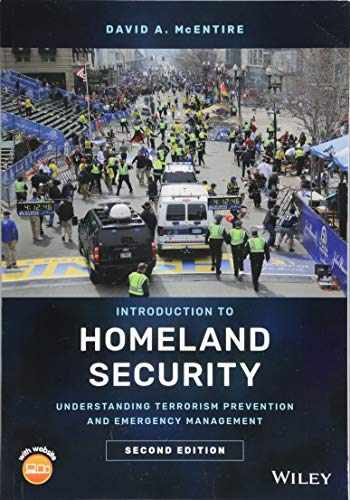 9781119430650-1119430658-Introduction to Homeland Security: Understanding Terrorism Prevention and Emergency Management
