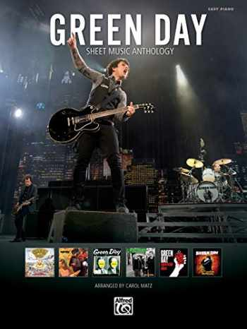 9780739087688-0739087681-Green Day Sheet Music Anthology: Easy Piano