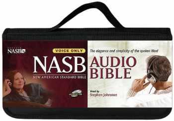 9781598561166-1598561162-Stephen Johnston Bible-NASB-Voice Only