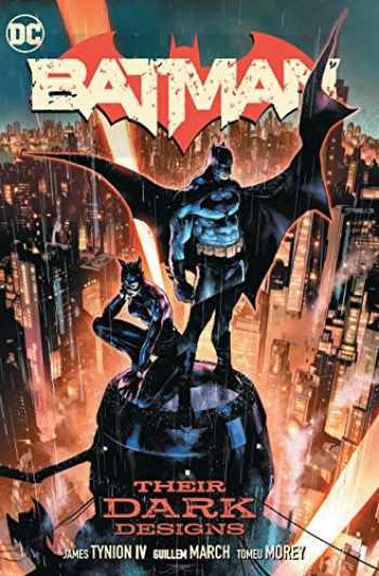 9781779505569-1779505566-Batman Vol. 1: Their Dark Designs