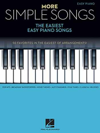 9781495069123-1495069125-More Simple Songs: The Easiest Easy Piano Songs