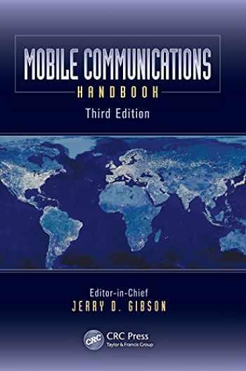 9781439817230-1439817235-Mobile Communications Handbook (Electrical Engineering Handbook)