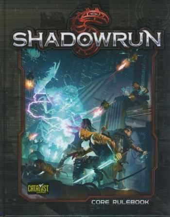 9781936876518-1936876515-Shadowrun Fifth Edition