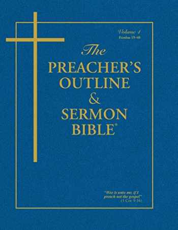9781574070507-1574070509-The Preacher's Outline & Sermon Bible: Exodus Vol. 2