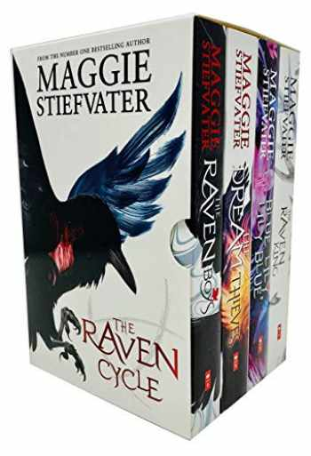 9780702302206-0702302201-The Raven Cycle Series 4 Books Collection Box Set by Maggie Stiefvater (The Raven King, Blue Lily Lily Blue, The Dream Thieves, The Raven Boys)